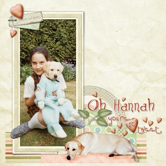 Hannah and Quake