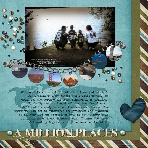 A Million Places