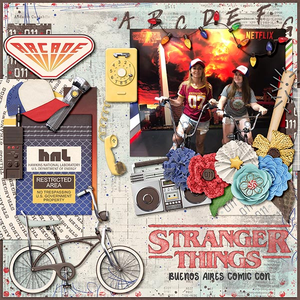 Comic Con - Stranger Things