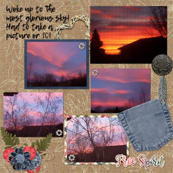 2007-11-13 Red Sky in Morning