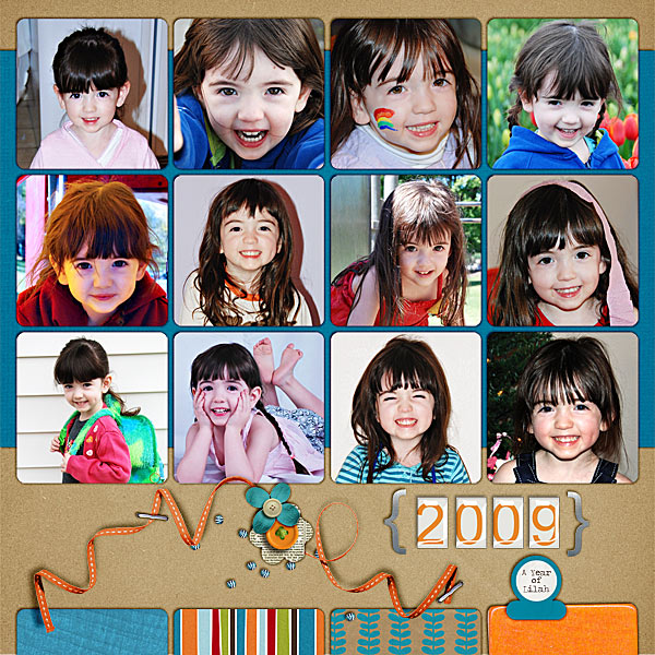 2009: A Year of Lilah