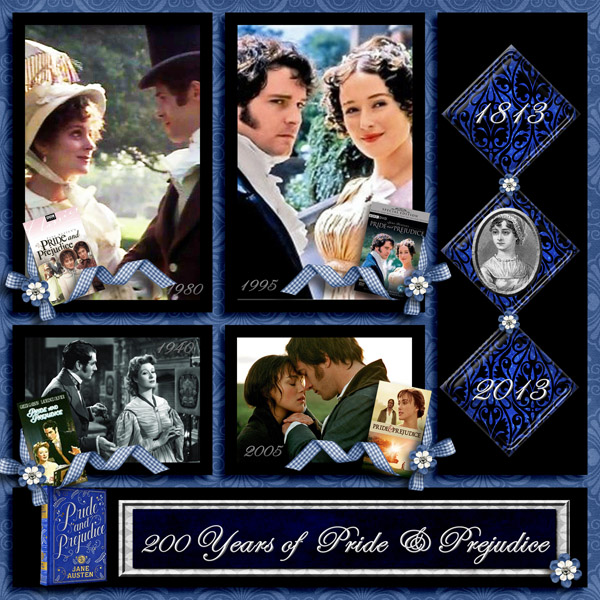 200 Years of Pride and Prejudice