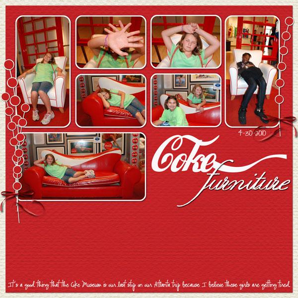coke furniture