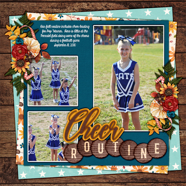 allie cheer
