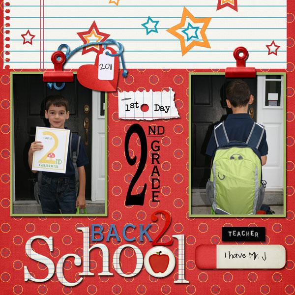 2nd Grade
