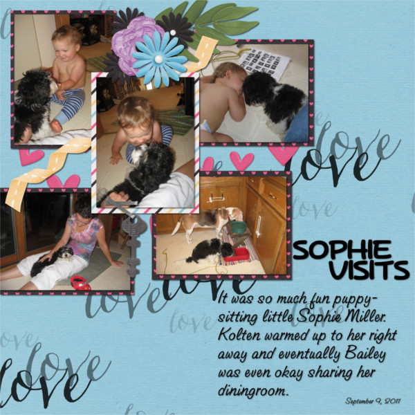 2011-09-01 SophieVisits