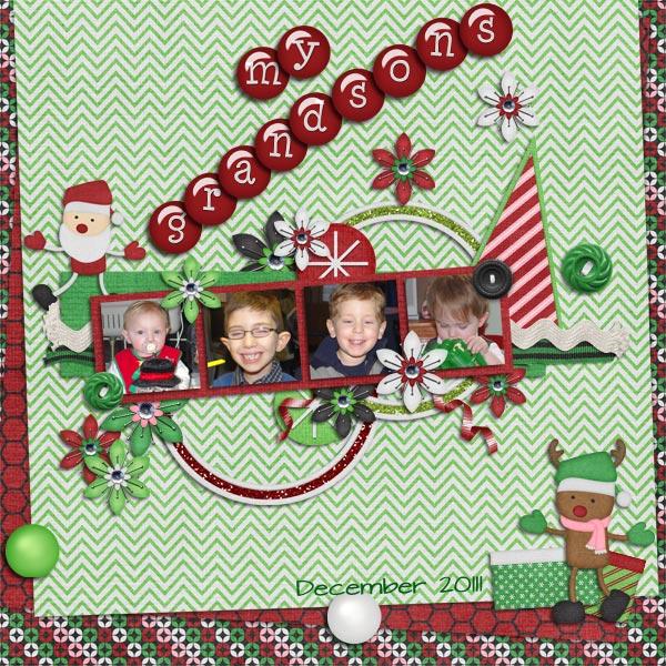 My Grandsons