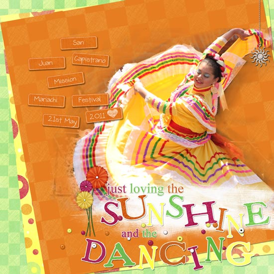 Sunshine and Dancing