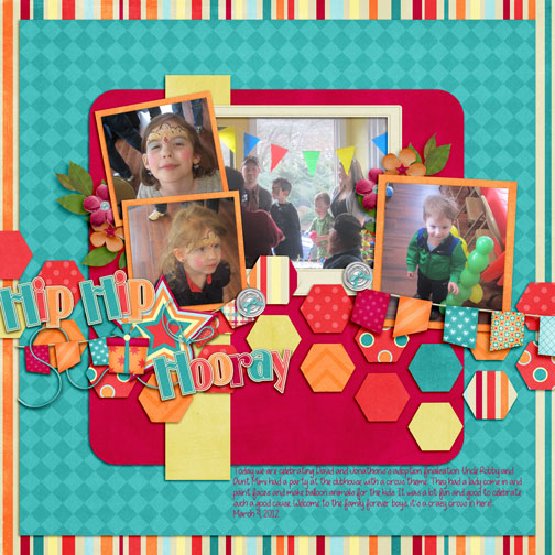Adoption Party 2012