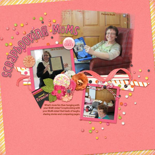 2012-04-21 Scrap Weekend BlendedInSpring_01