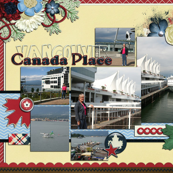 Canada Place - left