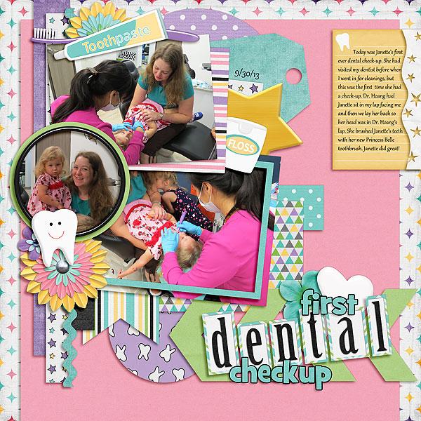 First Dental Checkup