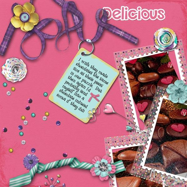 Chocolates Puzzle