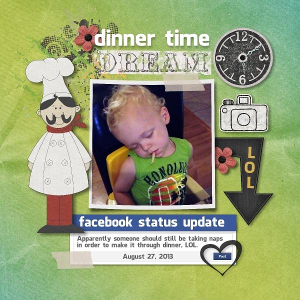 Dinner Time Dream