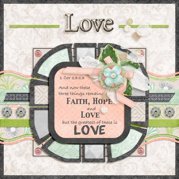 2014-06 Inspiration Challenge - Love