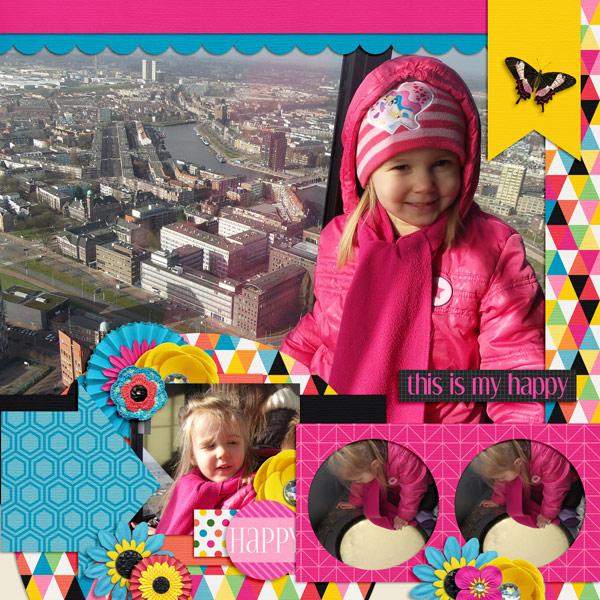 Melissa Bennett - Happy Life / Aprilisa Designs - Picture Perfect 53 TP2