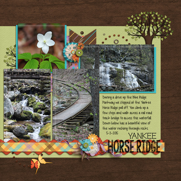 Yankee Horse Ridge