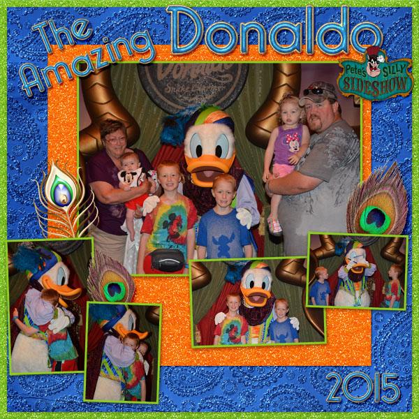 2015 AJ Amazing Donaldo