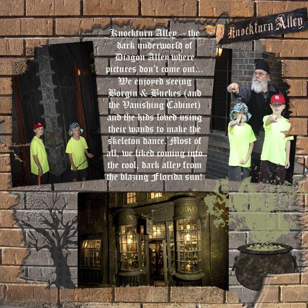 2015 Knockturn Alley