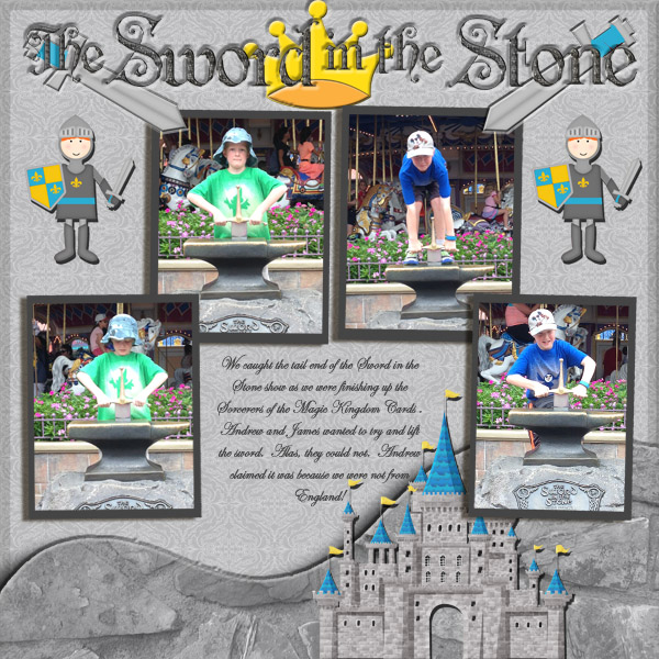 2015 Sword in the Stone