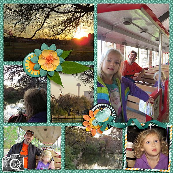 San Antonio Zoo Eagle Train 2