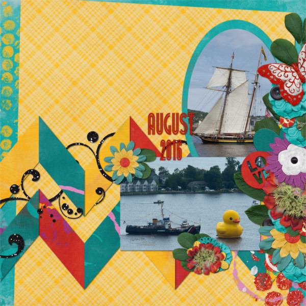 2016-08-19 Tall Ships & DUCK2 Desktop Challenge