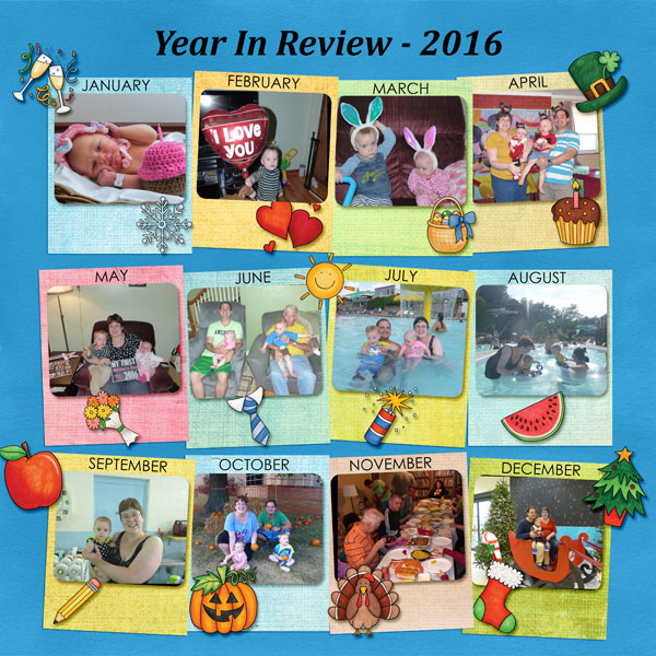 Year in Review - 2016