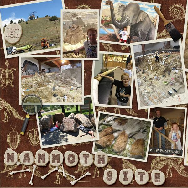 2016 Mammoth Site