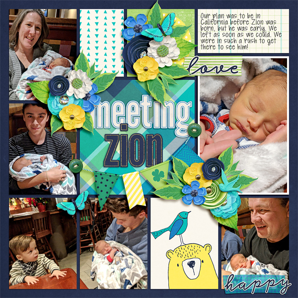 Meeting Zion