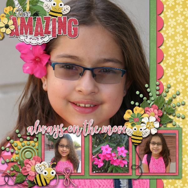Amazing Girl