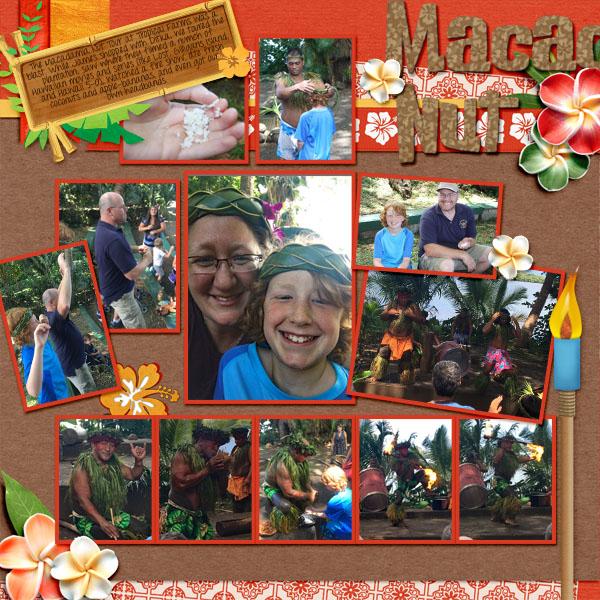2017 HI Macadamia Nut Tour