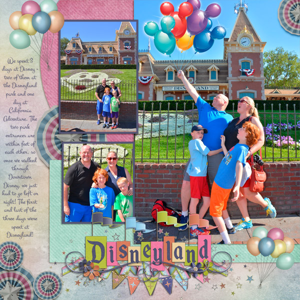 2017 Disneyland