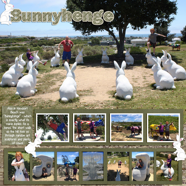 2017 CAHI Bunnyhenge