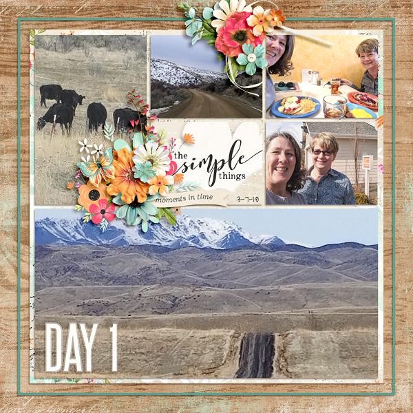 Linda's Visit Day 1-page1