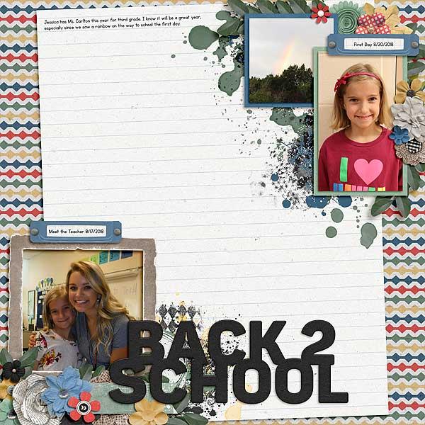 Back 2 School 2018 - Jessica