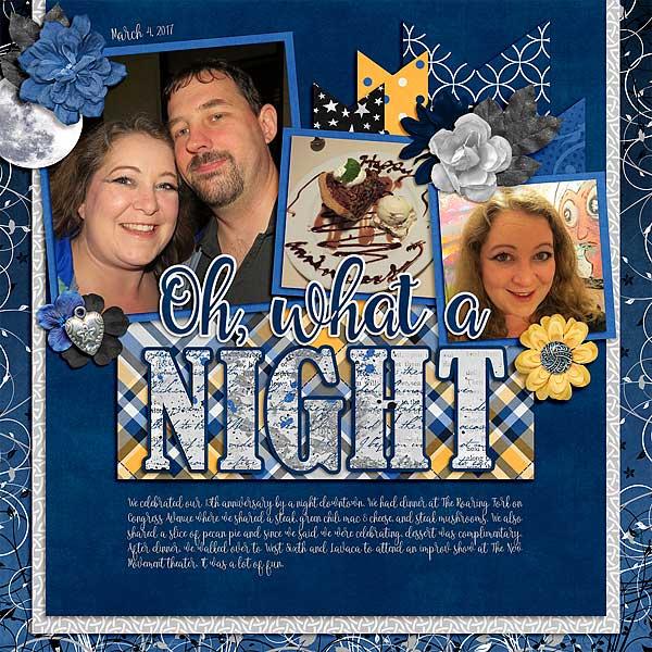 Anniversary Date Night