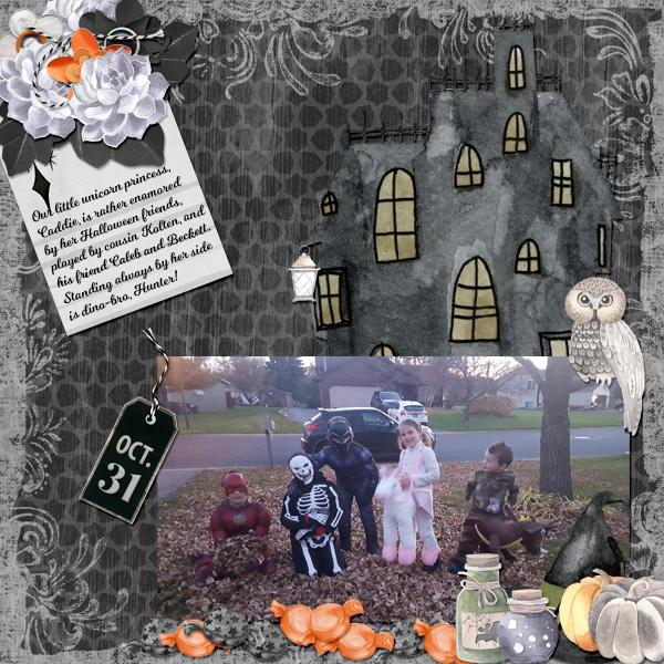 2018-10-31 Halloween Night