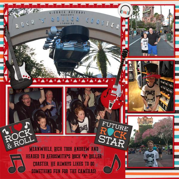 2018 02 Rock N Roller Coaster