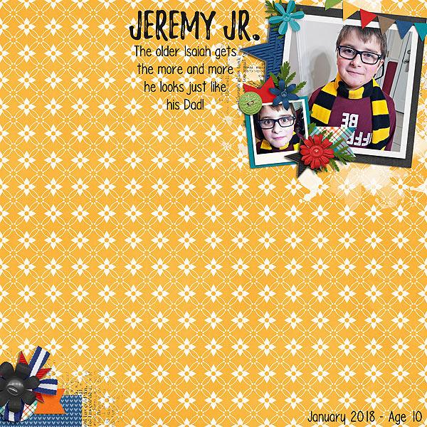Jeremy Jr.