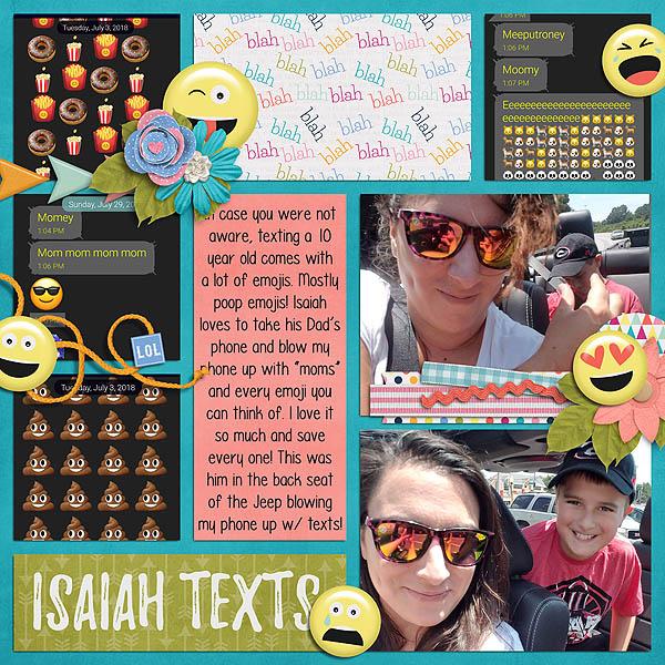 Isaiah Texts