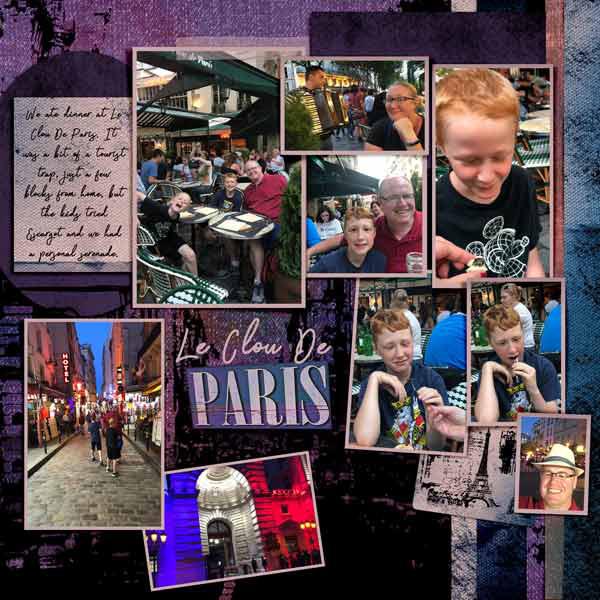 2018 Le Clou de Paris
