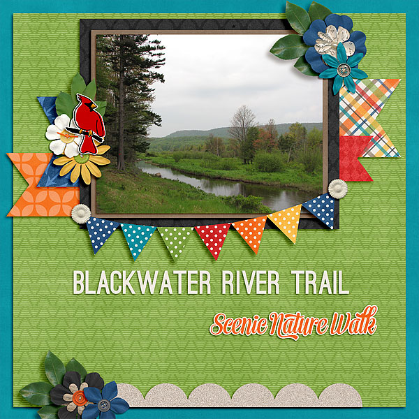 Blackwater River Trail Hike 1