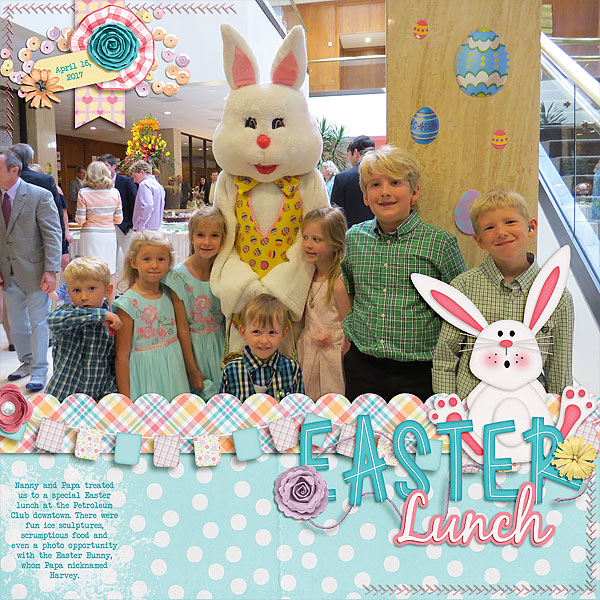 2017 Easter Lunch 1