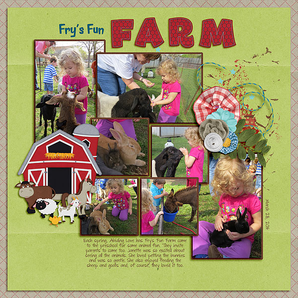 Fry's Fun Farm