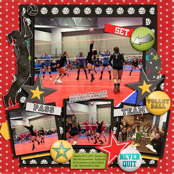 Volleyball National Qualifier Tournament - ShowMe
