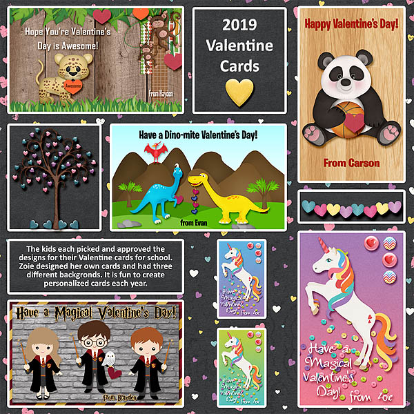 2019 Valentines