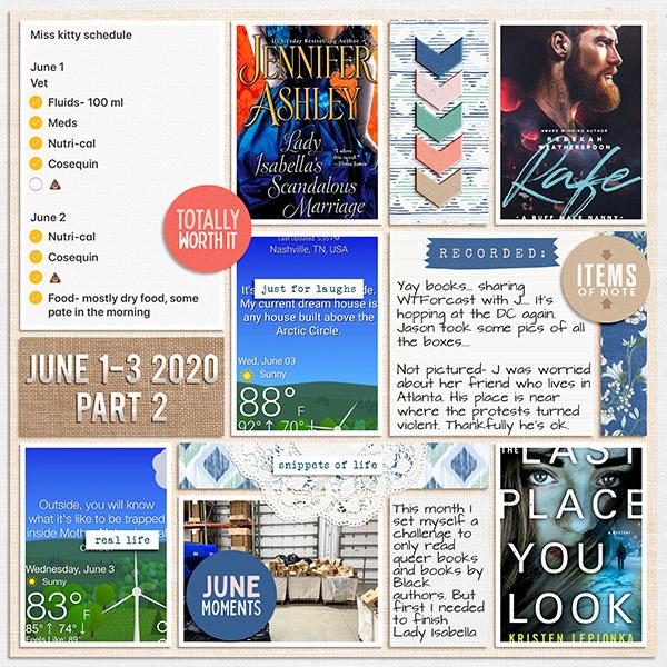 June 1-3 2020 PL part 2