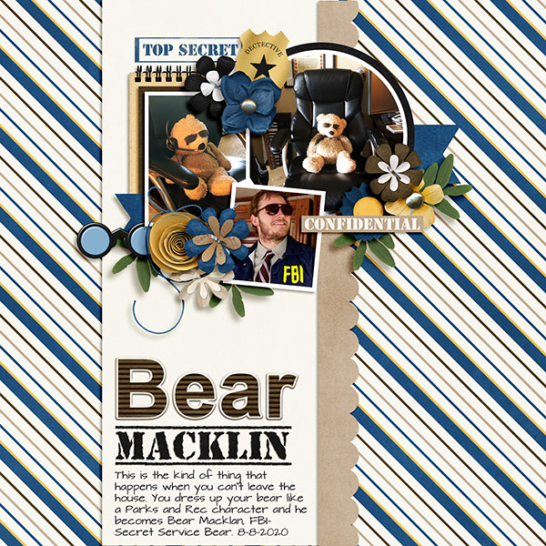 Bear Macklin