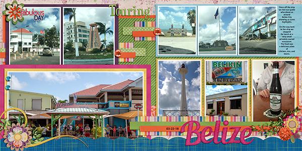 Touring Belize