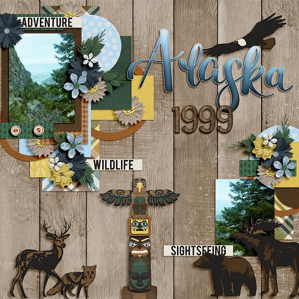 Alaska Title Page